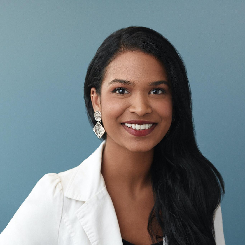 Jemima Singaravelou headshot